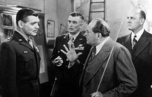 Foto Clark Gable, Sam Wood, Walter Pidgeon