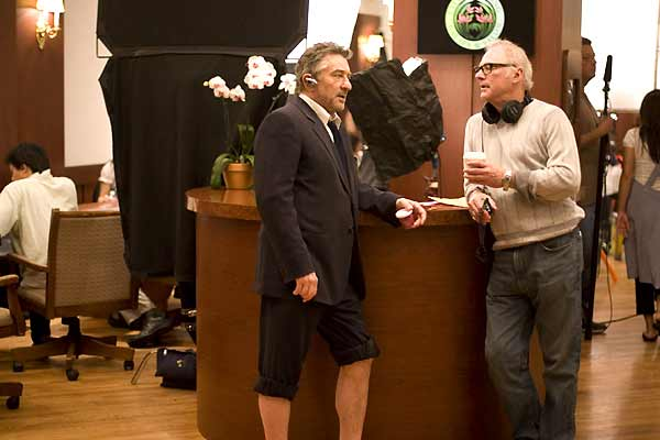 Fora de Controle : Foto Robert De Niro
