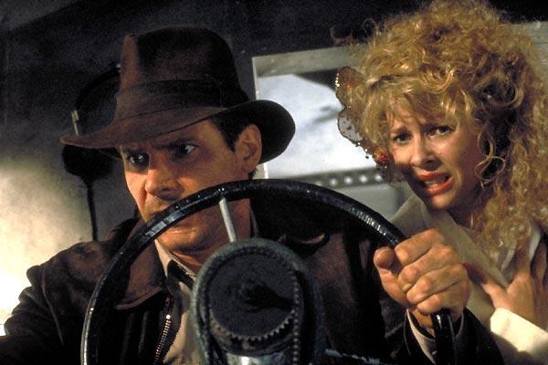 Indiana Jones e o Templo da Perdição : Foto Harrison Ford, Kate Capshaw