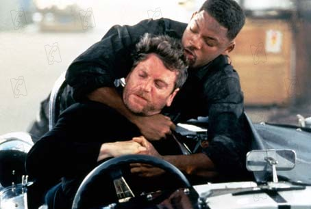 Os Bad Boys : Foto Tchéky Karyo, Will Smith