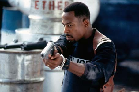 Os Bad Boys : Foto Martin Lawrence