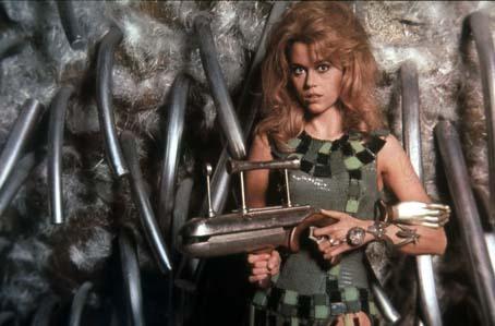 Barbarella : Foto Jane Fonda, Roger Vadim