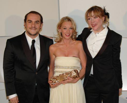 Foto François-Xavier Demaison, Julie Depardieu, Ludivine Sagnier