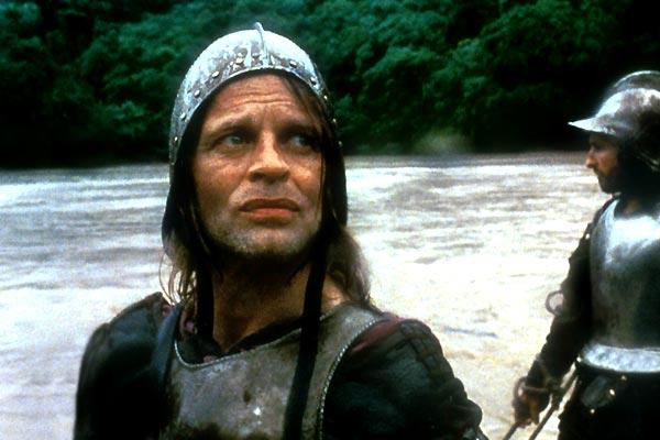 Aguirre, a Cólera dos Deuses : Foto Klaus Kinski, Werner Herzog