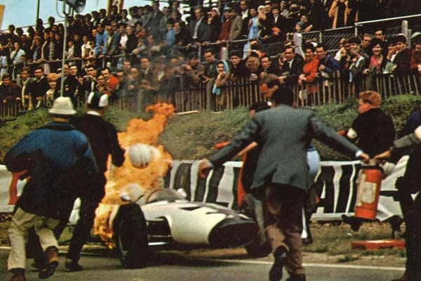 Grand Prix : Foto John Frankenheimer