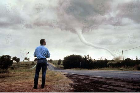Twister : Foto Bill Paxton, Jan de Bont
