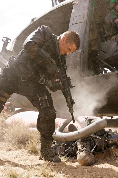 O Exterminador do Futuro - A Salvação : Foto Christian Bale