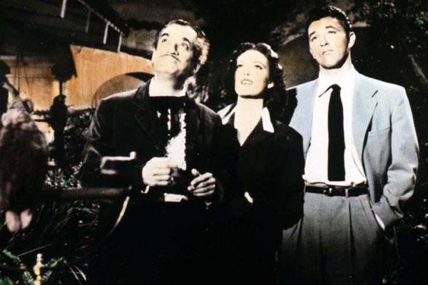 Second Chance : Foto Linda Darnell, Robert Mitchum, Rudolph Maté