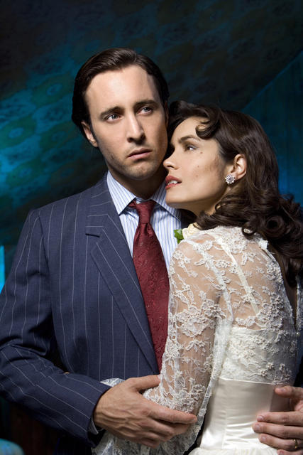 Moonlight : Foto Alex O'Loughlin, Shannyn Sossamon