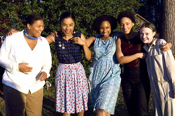 A Vida Secreta das Abelhas : Foto Alicia Keys, Dakota Fanning, Gina Prince-Bythewood, Jennifer Hudson, Queen Latifah