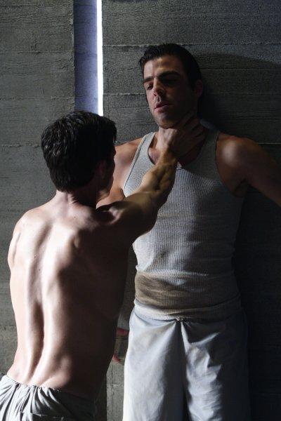 Heroes : Foto Milo Ventimiglia, Zachary Quinto