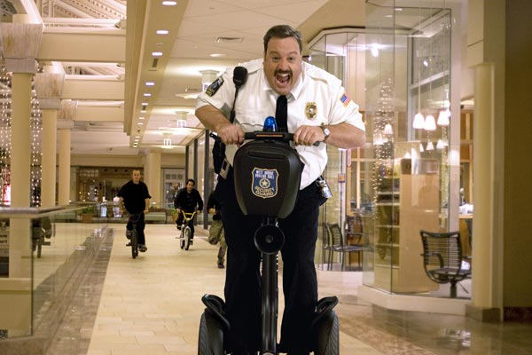 Segurança de Shopping : Foto Kevin James, Steve Carr