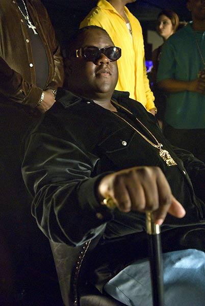 Notorious B.I.G. - Nenhum Sonho é Grande Demais : Foto George Tillman Jr., Jamal Woolard