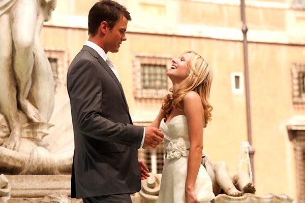 Quando em Roma : Foto Josh Duhamel, Kristen Bell, Mark Steven Johnson