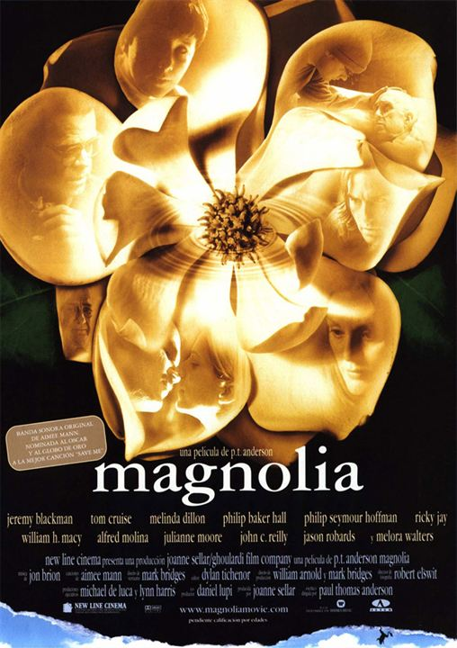 Magnólia : Poster