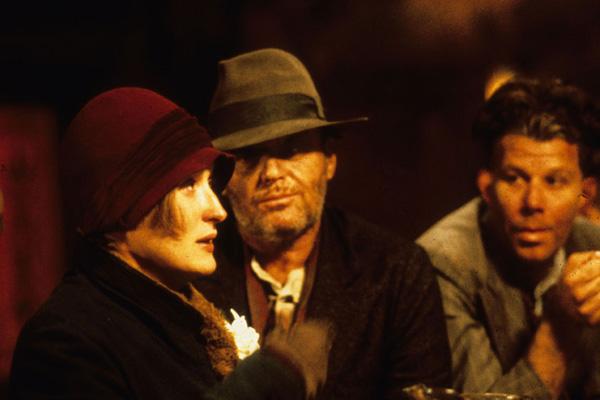Ironweed : Foto Héctor Babenco, Jack Nicholson, Meryl Streep