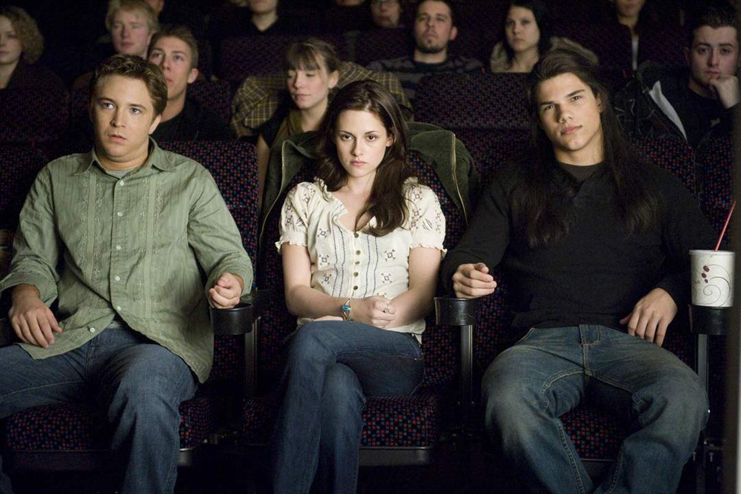 A Saga Crepúsculo: Lua Nova : Foto Kristen Stewart, Michael Welch, Taylor Lautner
