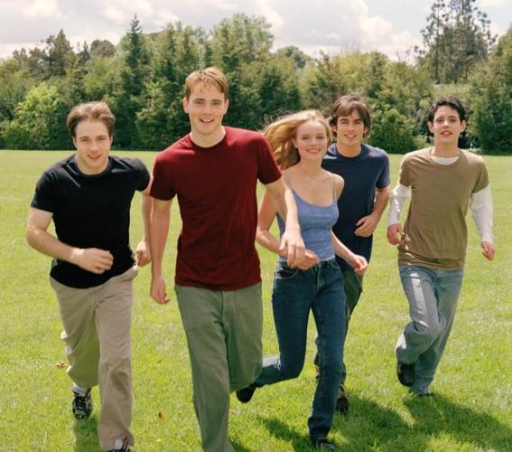 Young Americans : Foto Ian Somerhalder, Kate Bosworth, Katherine Moennig, Mark Famiglietti, Rodney Scott