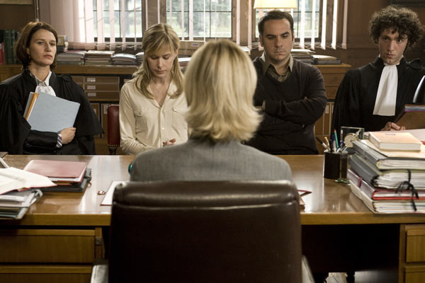 Divorces : Photo François-Xavier Demaison, Pascale Arbillot, Valérie Guignabodet