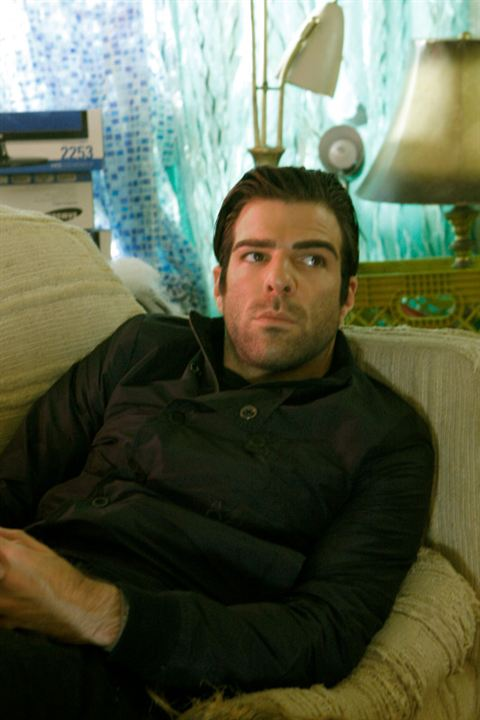 Heroes : Foto Zachary Quinto
