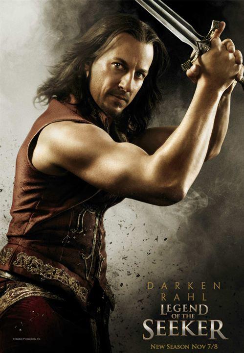 Legend of the Seeker : Foto