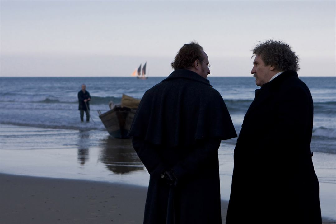 Foto Benoît Poelvoorde, Gérard Depardieu, Safy Nebbou
