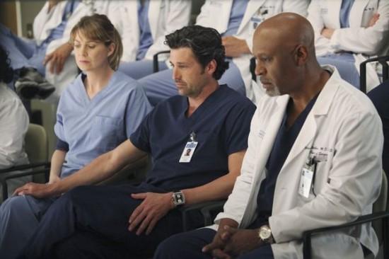 Foto De Patrick Dempsey Greys Anatomy Foto Ellen Pompeo James