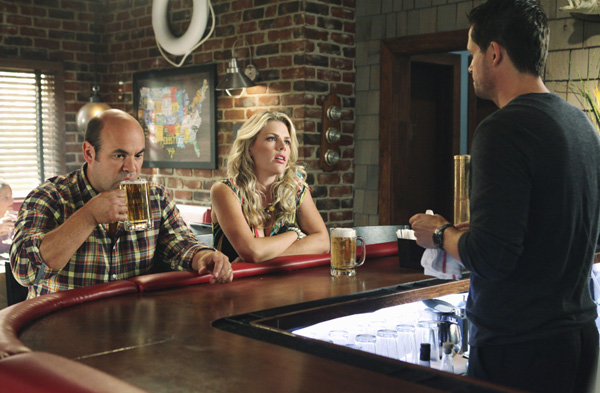 Cougar Town : Foto Busy Philipps, Ian Gomez