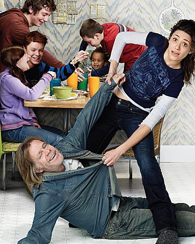 Shameless : Foto Cameron Monaghan, Emmy Rossum, Ethan Cutkosky, William H. Macy