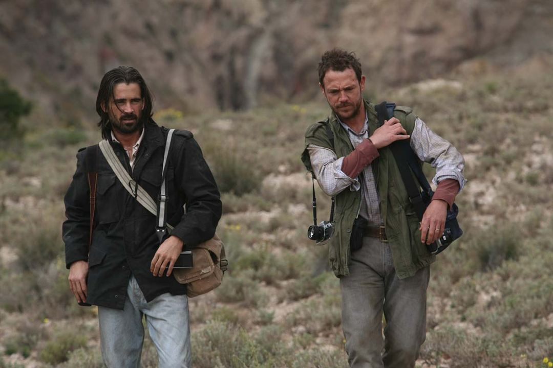 Testemunhas de uma Guerra : Foto Colin Farrell, Danis Tanovic, Jamie Sives