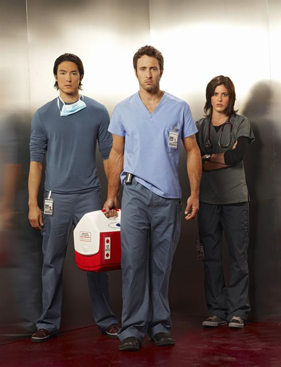 Three Rivers (2009) : Foto Alex O'Loughlin, Daniel Henney, Katherine Moennig