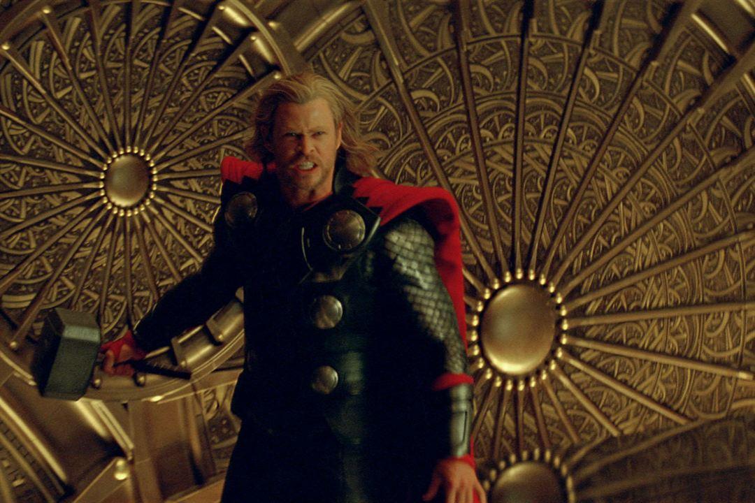 Thor : Foto Chris Hemsworth
