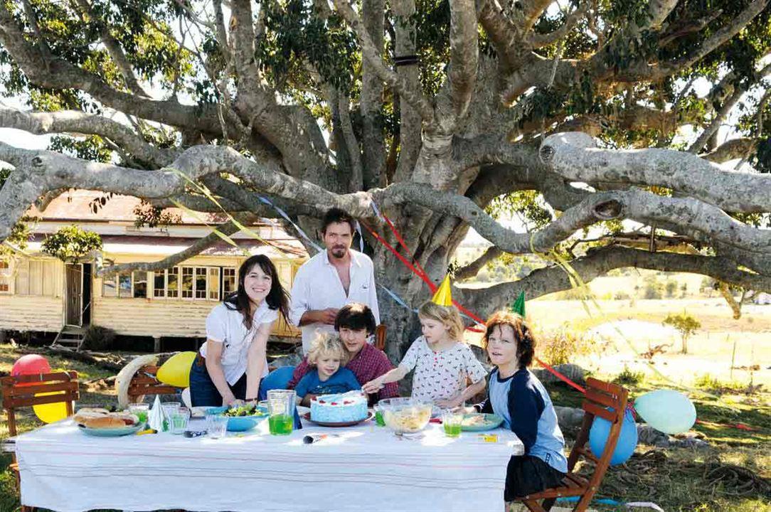 A Árvore : Foto Charlotte Gainsbourg, Julie Bertuccelli, Marton Csokas, Morgana Davies