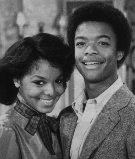 Arnold : Foto Janet Jackson, Todd Bridges