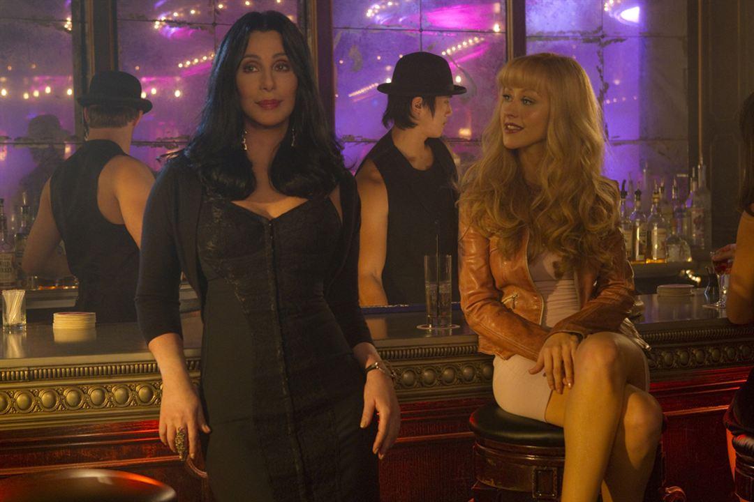 Burlesque : Foto Cher, Christina Aguilera, Steven Antin