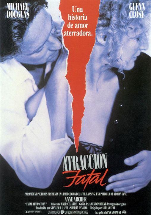Atração Fatal : Poster