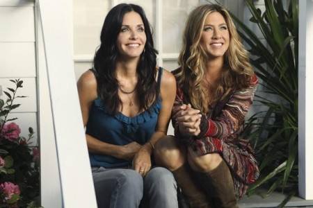 Cougar Town : Foto Courteney Cox, Jennifer Aniston