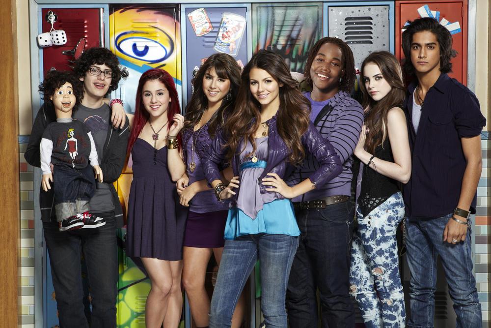 Brilhante Victoria : Foto Ariana Grande, Avan Jogia, Daniella Monet, Elizabeth Gillies, Leon Thomas III