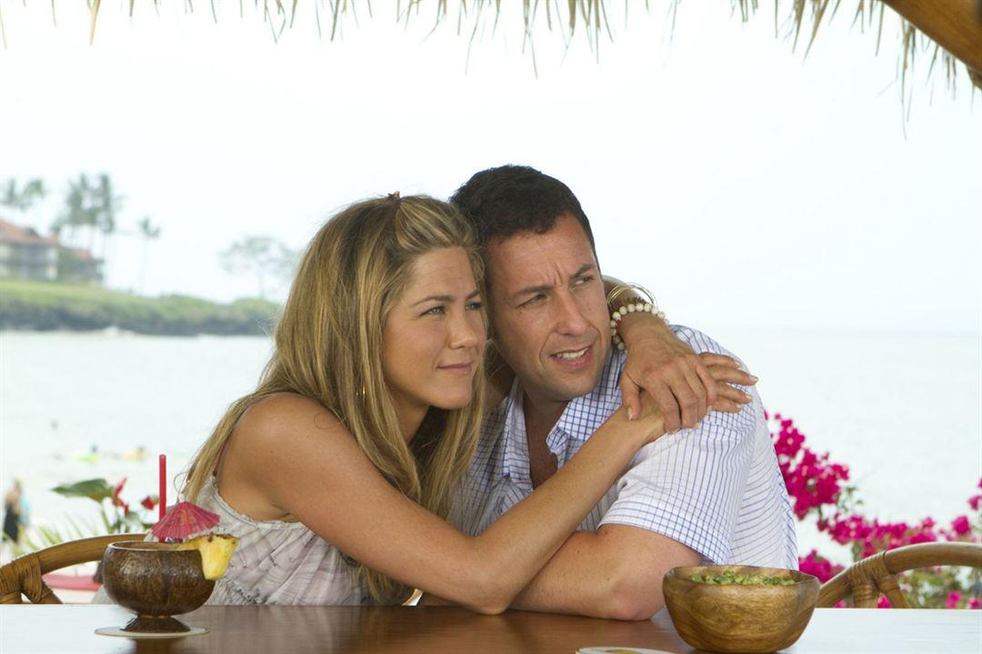 Esposa de Mentirinha : Foto Adam Sandler, Dennis Dugan, Jennifer Aniston