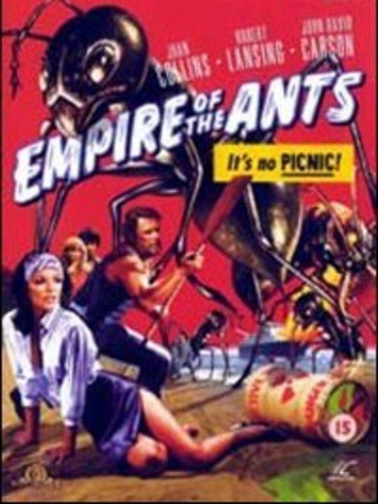 O Império das Formigas : Poster