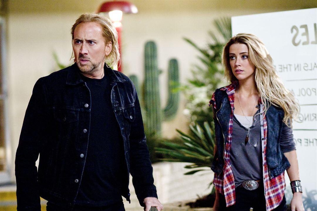 Fúria Sobre Rodas : Foto Amber Heard, Nicolas Cage, Patrick Lussier
