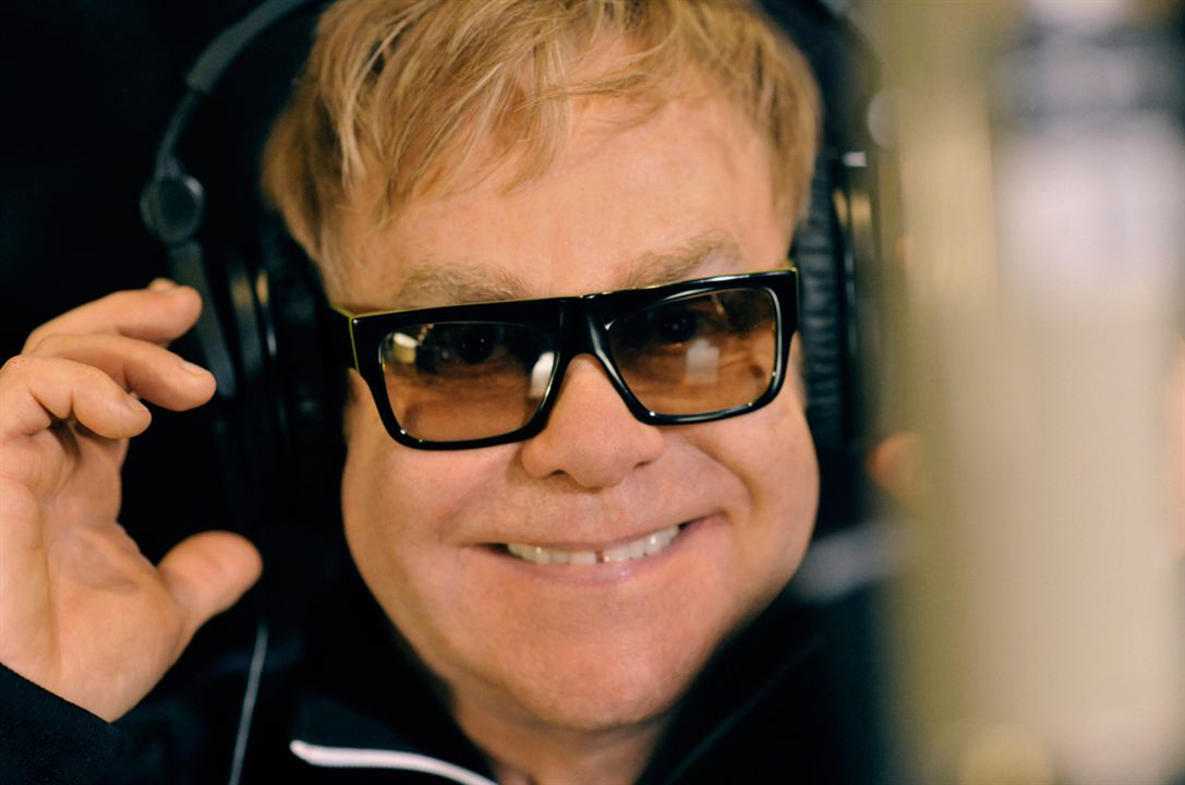 Gnomeu e Julieta : Foto Elton John, Kelly Asbury