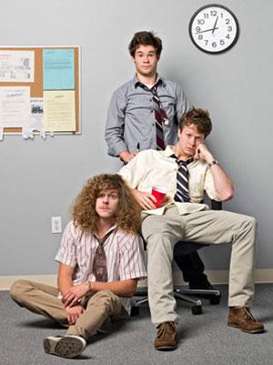 Workaholics : Poster