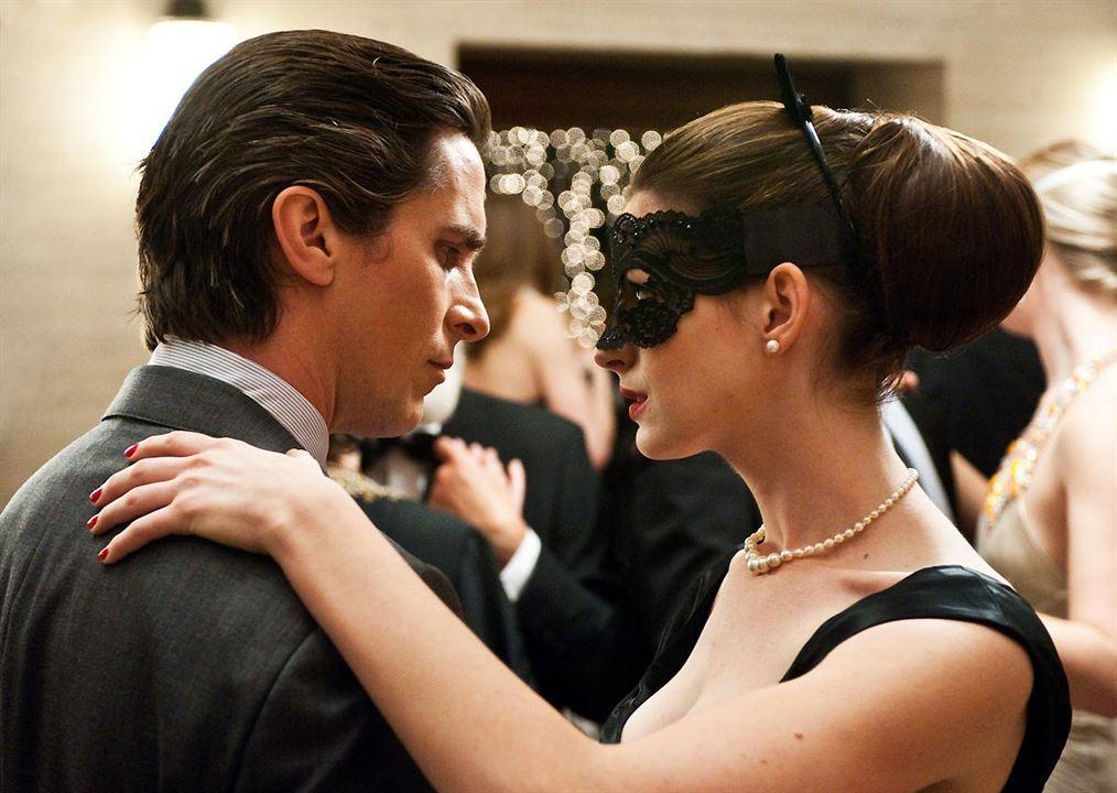 Batman - O Cavaleiro das Trevas Ressurge : Foto Anne Hathaway, Christian Bale