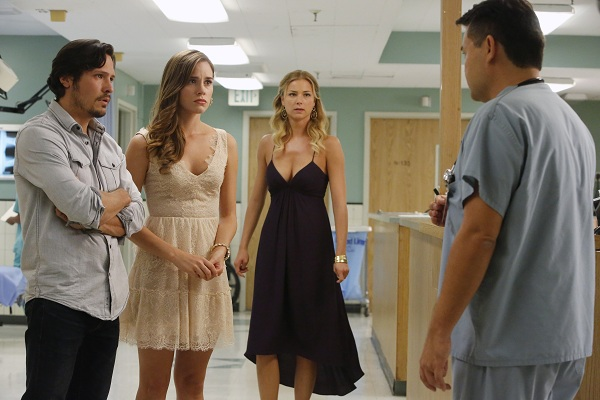 Foto Christa B. Allen, Emily VanCamp, Nick Wechsler (II), Peter James Smith