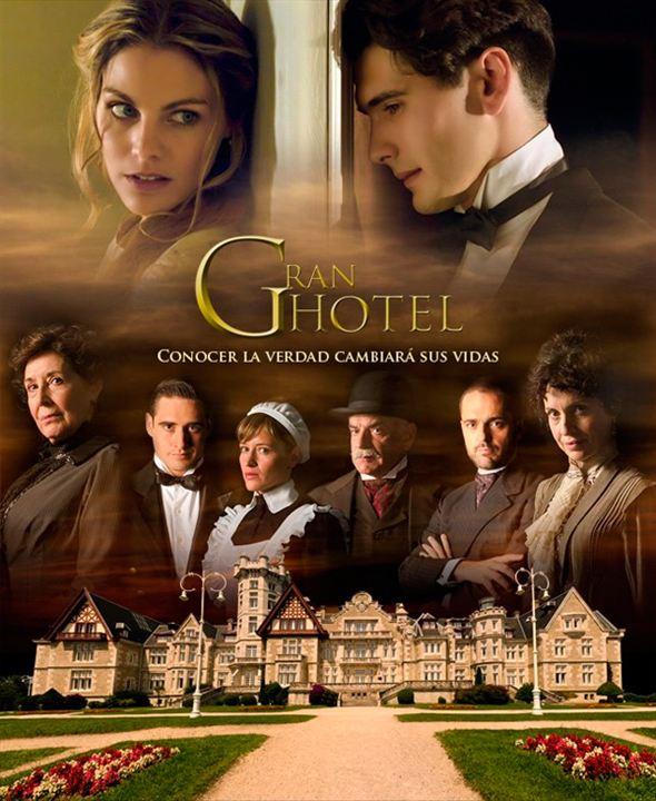 Gran Hotel (2011) : Foto Adriana Ozores, Amaia Salamanca, Concha Velasco, Llorenç González, Marta Larralde