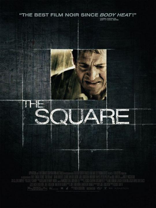 O Quadrado : Poster