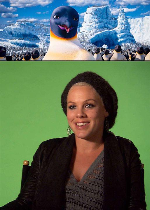 Happy Feet 2 - O Pinguim : Foto Pink