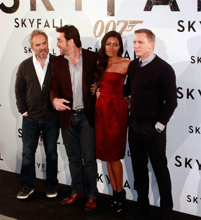 007 - Operação Skyfall : Foto
