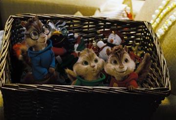 Alvin e os Esquilos : Foto
